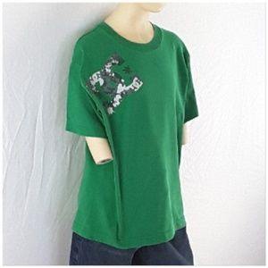 *BOYS* DC Logo T-Shirt, size Large 10 / 12
